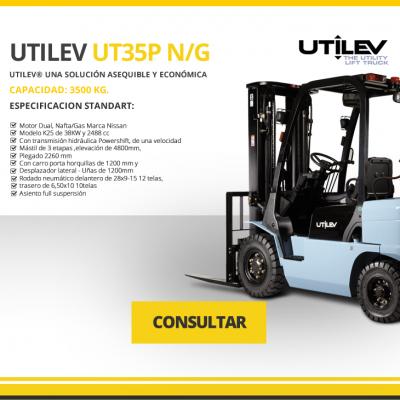 UTILEV MODELO UT35P N/G